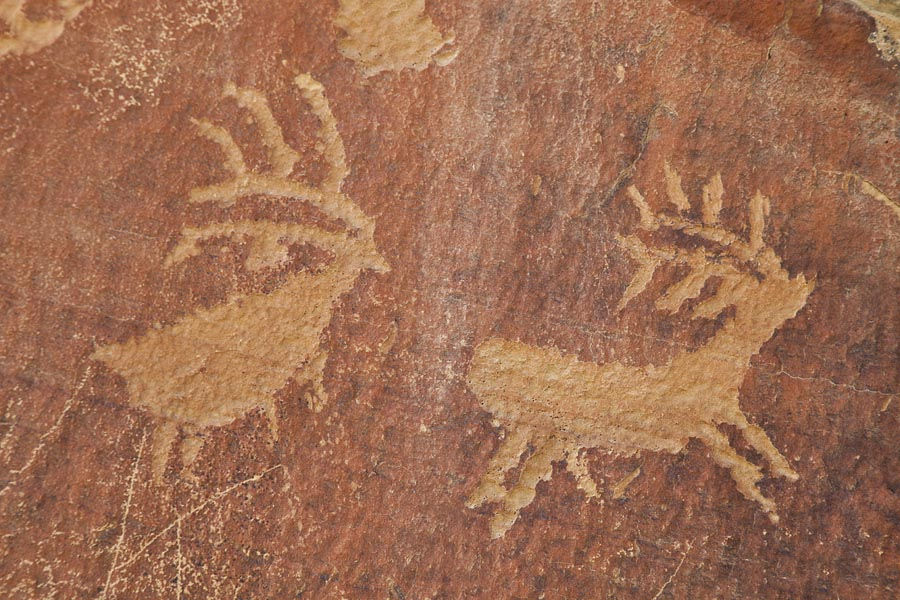 Legend Rock Petroglyphs